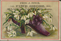Fred J. Finch, Fine Shoes