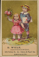 D. Wulf, Confectionery