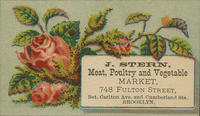 J. Stern, Meat, Poultry and Vegetable Market