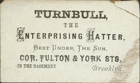 Turnbull the Enterprising Hatter, Best Under the Sun