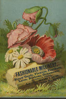 Fashionable Millinery