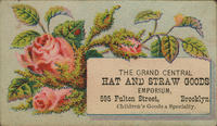 The Grand Central Hat and Straw Goods Emporium