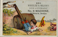 See Wheeler  Wilson's New Automatic No. 8 Machine