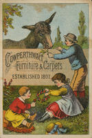 Cowperthwait Furniture and Carpets, Established 1807