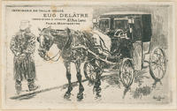 Trade Card for Eugène Delâtre