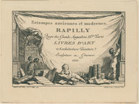 Trade card for Rapilly