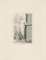 Trade Card for Stern, Engraver and Printer