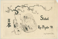 Sichel, Rue Pigalle Trade Card