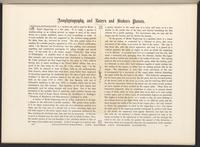 "The Art Exemplar, ""Anaglyptography, and Bates's and Stokes's Patents,"" columns 49-50, recto"