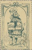[Valfrud?] Bookplate