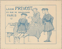 Greeting Card for Léon Prevost