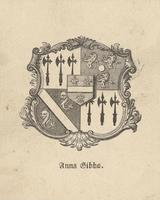 Anna Gibbs Bookplate
