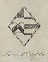 Frances M. Golightly Bookplate
