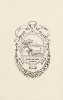 Ellen Adelaide Goodwin Bookplate