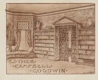 Esther Campbell Goodwin Bookplate