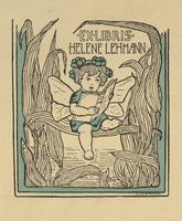Helene Lehmann Bookplate