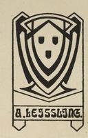 A. Leissling Bookplate