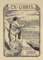Gerda Lieven Bookplate