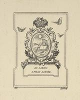 Amely Linnig Bookplate