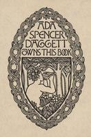Ada Spencer Daggett Bookplate