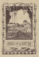 Abby P.A. Davis Bookplate