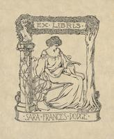Sarah Frances Dodge Bookplate