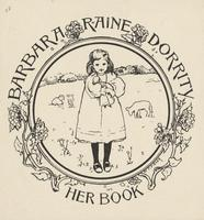 Barbara Raine Dorrity Bookplate