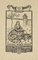 Elizabeth Howland Wesson Bookplate