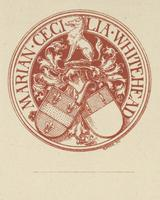 Julia A. Whitehead Bookplate