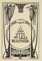 Lilli and Otto Wolfskehl Bookplate