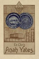 Anah Yates Bookplate