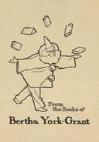 Bertha York-Grant Bookplate