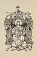Amy M. Sacker Bookplate