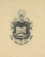 Saint Gabriel's Bookplate