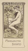 Margarethe Schatz Bookplate