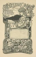 Hedwig Scheiner Bookplate