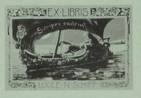 Lucile N. Schiff Bookplate
