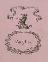Angelica Bookplate
