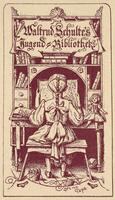 Waltrud Schulte Bookplate