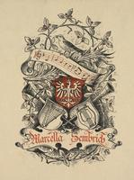 Marcella Sembrich Bookplate