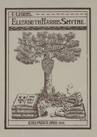Elizabeth Harris Smyth Bookplate