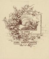 Cara Grafin Arnim Bookplate