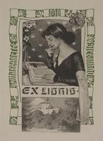 Margarethe von Siegmund Bookplate