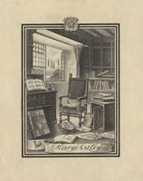 Mary Astley Bookplate