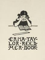 Emma Taylor Reed Bookplate