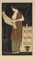 Hedwig Reiling Bookplate