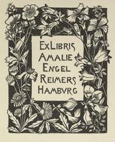 Amalie Engel Reimers Bookplate