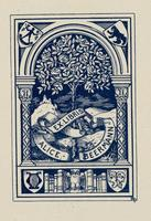 Alice Berrmann Bookplate