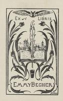 Emmy Begher Bookplate
