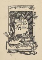 A.C. and N. Bell Bookplate